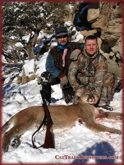 big game hunting guides and outfitters, Cody & Fred Wallace - bear hunting in Western Colorado