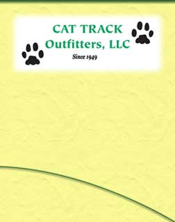 Cat Track Outfitters, LLC, since 1949